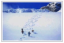 Heli Skiing, Sking in Himalaya, Himalayas Skiing Vacation