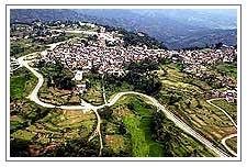 Dhulikhel Town