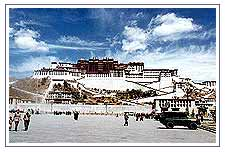 Lhasa -  The capital city of Tibet