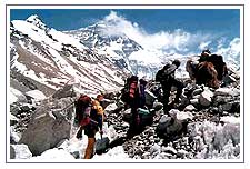 Trekking In Everest